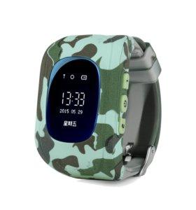 Детские GPS-часы со встроенным телефоном