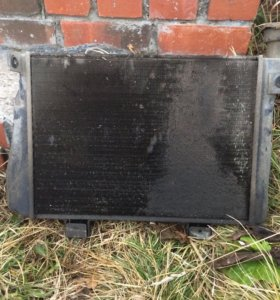 Радиатор 2103-2107