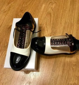 Прикольные ботинки! Новые!