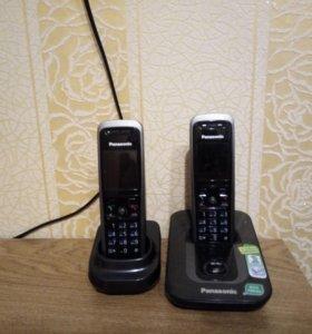 Беспроводной телефон Panasonic KX-TG 8412RU