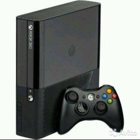 Xbox 360+2 игры фифа 16 и Fable