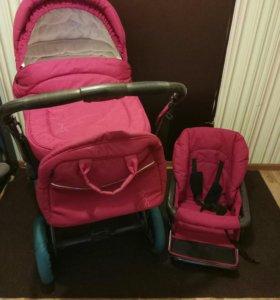 Коляска детская 2 в 1 Roan Marita