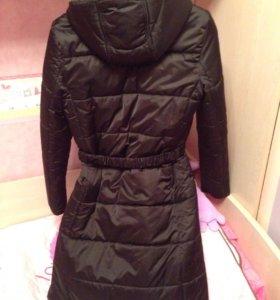 Пальто на синтепоне новое