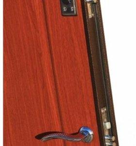 Дверь металлическая 70мм, 2 замка