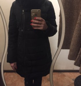 Зимнее пальто, куртка Mohito