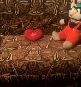 Срочно продается диван!