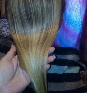 Ботокс-лечение и восстановление волос