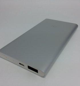 Powerbank Xiaomi серебристый Новый