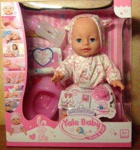 Новая кукла Беби Борн 6 функций