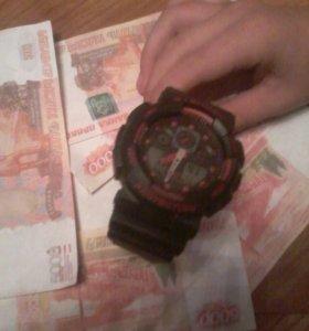 Часы protecticon g-shock