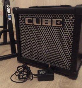 Комбоусилитель Roland cube 10GX