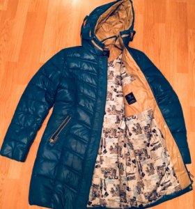 Пальто зимнее р-р:48-50