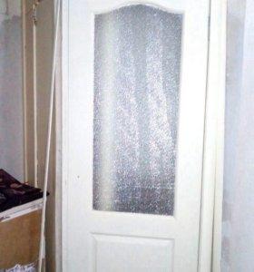 Межкомнатные двери с коробом ( не из картона)