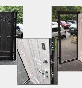 Входные двери с завода в Солнечногорске