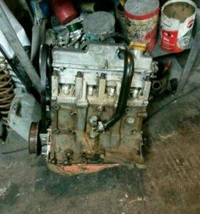 Двигатель 8кл