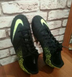 Бутцы-сороконожки Nike