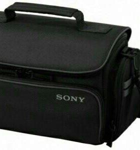Сумка для фото и видеокамер Sony LCS-U10/BC SYH Bl