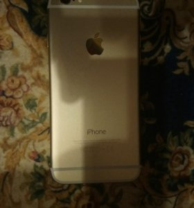 iPhone 6 gold 128гб