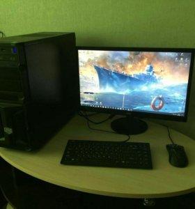 Игровой компьютер, i7-4770 /8Ggb RAM /NVidia GTX