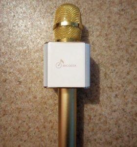 Караоке микрофон 2 в 1 MicGeek Q9