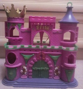 Игрушечный замок Филли для пони