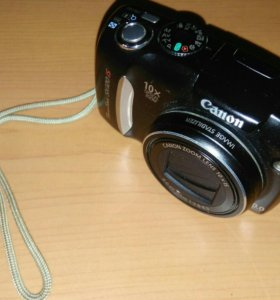 Canon sx120 is