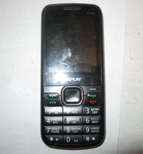 Explay Primo 3 SIM Black