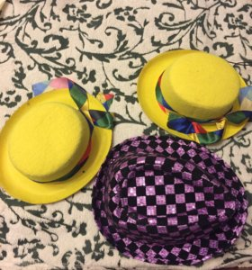 Шляпки для вечеринок