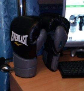 перчатки для бокса EVERLAST