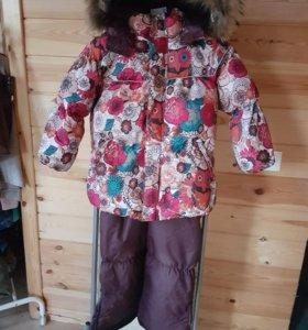 Полукомбинезон +куртка