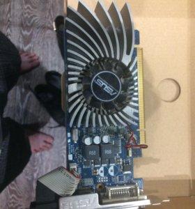 Видеокарта Asus gt 520
