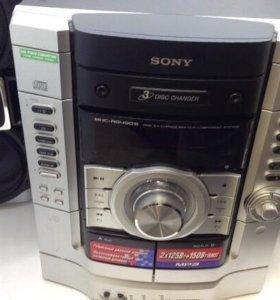 Музыкальный центр Sony MHC-RG290