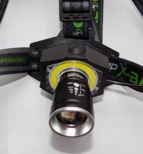 Налобный фонарь BL-592-B1-T6