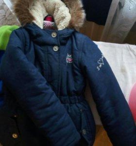 Куртка осень-зима yo-kids
