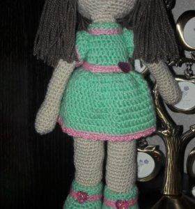 Кукла амигурами