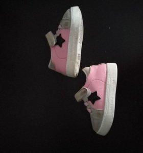 Кроссовки для принцессы 👟