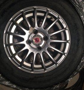 Колёса для Toyota Corolla Alex/Runx