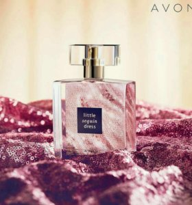 Avon Парфюмерная вода Little Sequin Dress 50мл