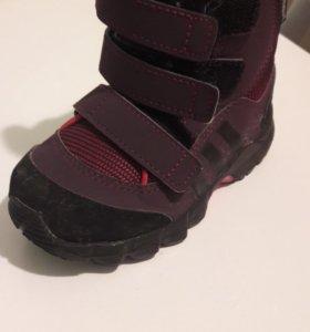 Ботинки детские Adidas 24р