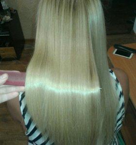 Ботокс для волос.Уход за волосами