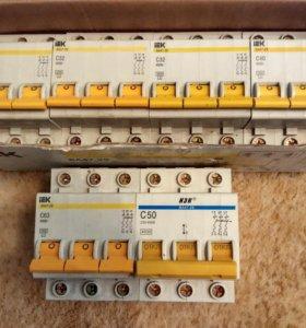 Автоматический выключатель IEK .