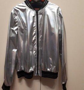 куртка спортивная бомбер