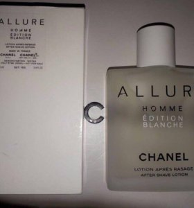 CHANEL ALLURE HOMME EDITION BLANCHE лосьон