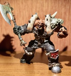 Фигурки World of Warcraft DC Unlimited