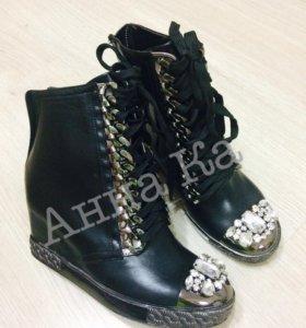 Ботинки люкс