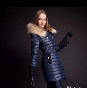 Пуховик (пальто) зимний