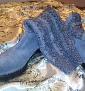 Ботинки TWIN-SET SIMONA BARBIERI