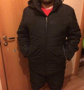 Осенняя куртка savage