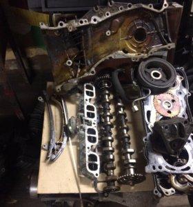 Двигатель тойота авенсис 2.0