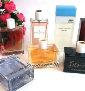 Тестер парфюма Dolce Gabbana дольче габбана